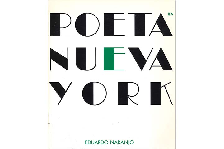Poeta en Nueva York: Museo Español e Iberoamericano de Arte Contemporáneo