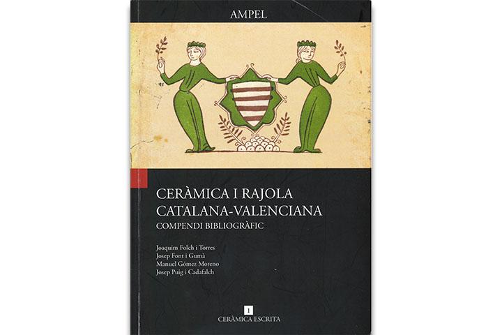 Ceràmica i rajola catalana-valenciana: compendi bibliogràfic