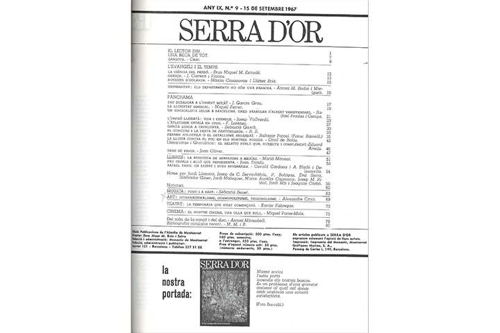 García Lorca a Catalunya