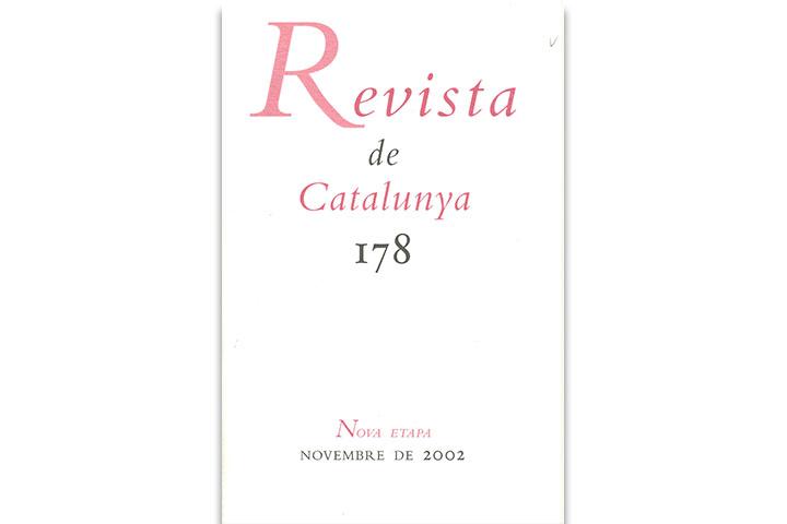 Revista de Catalunya