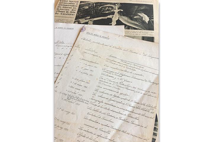 """Articles publicats a """"La Vanguardia"""" del 6 de desembre al 14 d'octubre de 1936"""