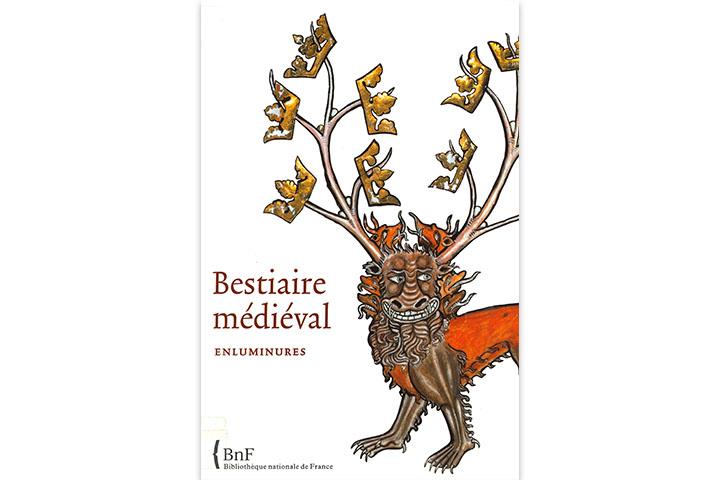 Bestiaire médiéval: enluminures