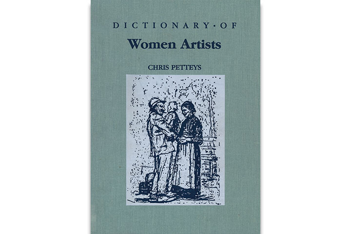 Dictionary of women artists : an international dictionary of women artists born before 1900
