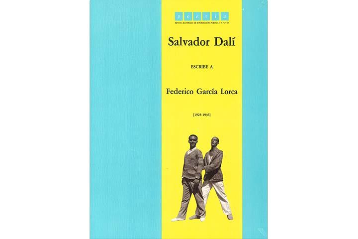 Salvador Dalí escribe a Federico García Lorca