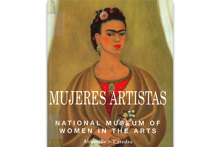 Mujeres artistas : National Museum of women in Arts