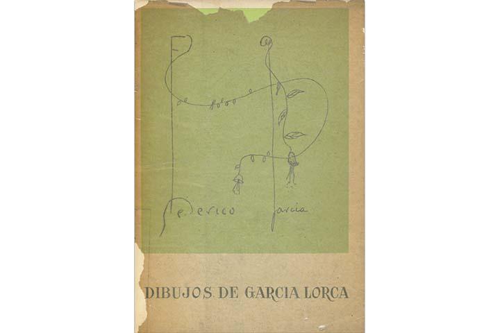 Dibujos de García Lorca