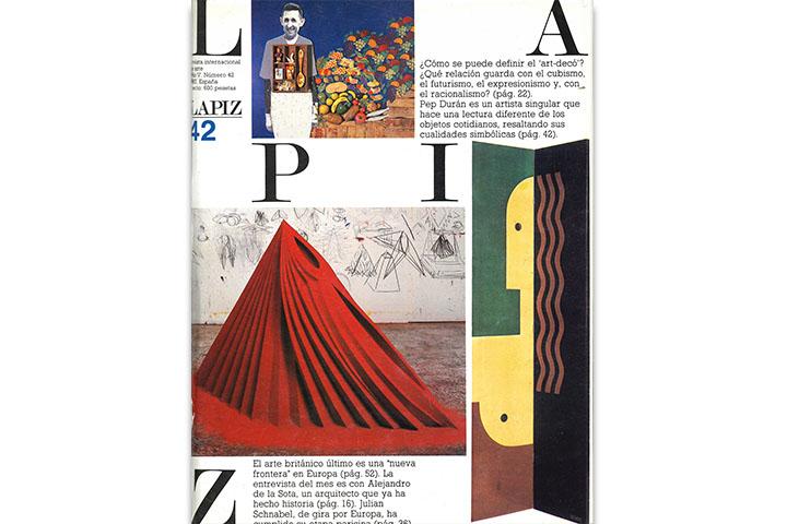 Lápiz: revista internacional de arte