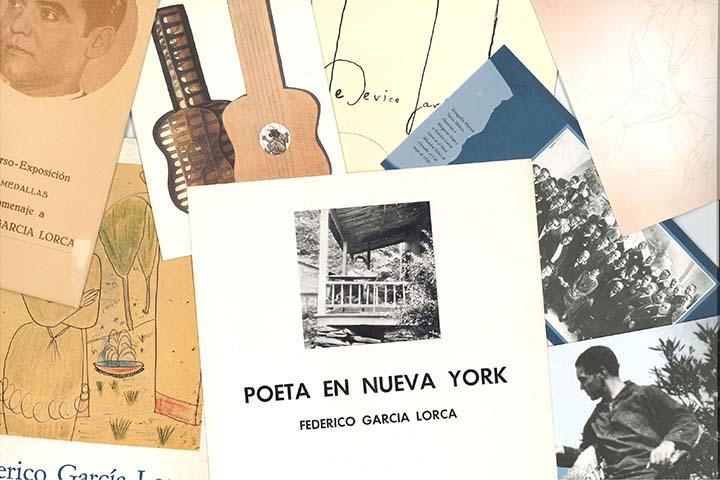 [Catàlegs d'exposicions individuals de Federico García Lorca]