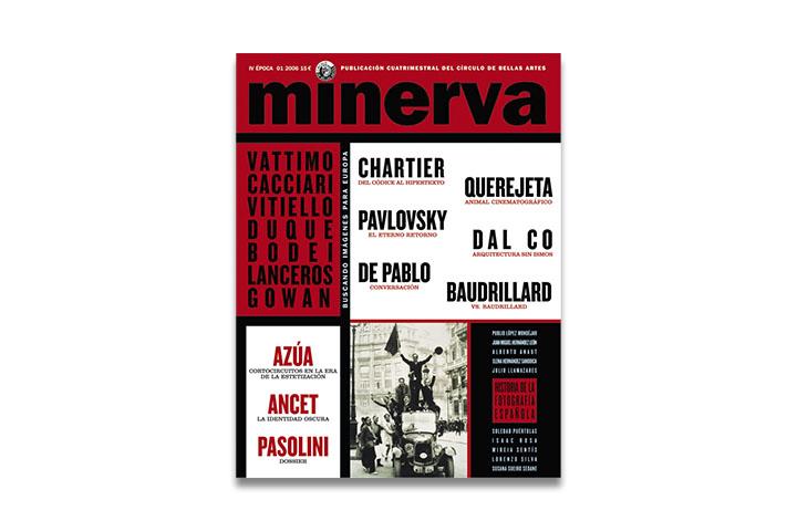 Minerva: Revista del Círculo de Bellas Artes