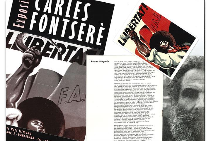 Catàlegs d'exposicions individuals de Carles Fontserè