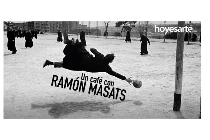 Un café con Ramón Masats