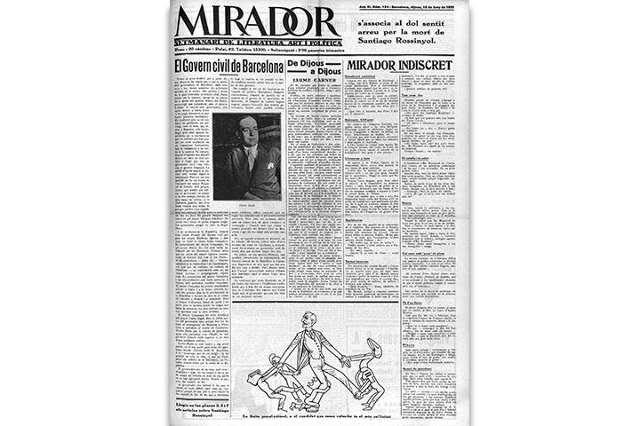 Mirador: setmanari de literatura, art i política