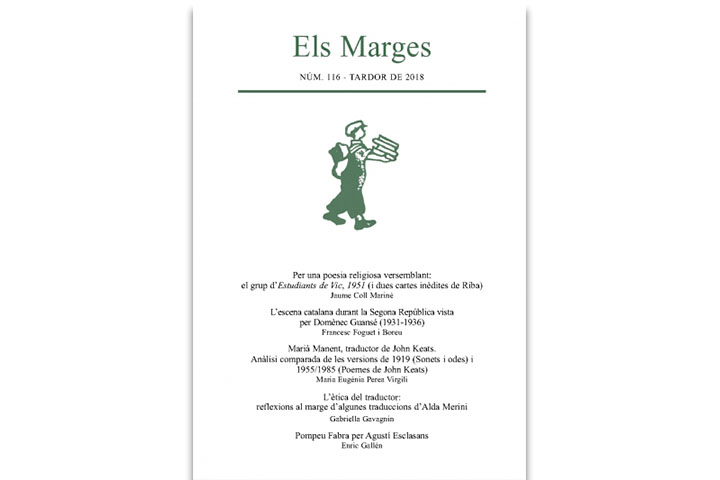 Els Marges: revista de llengua i literatura