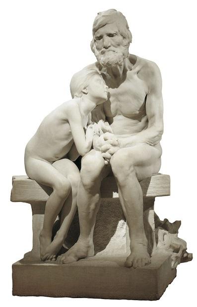 El cos en l'escultura