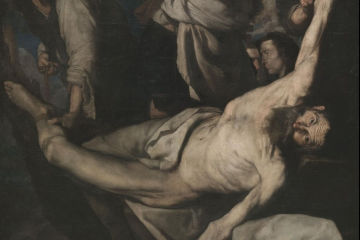 Jusepe de Ribera, Martyrdom of Saint Bartholomew, 1644