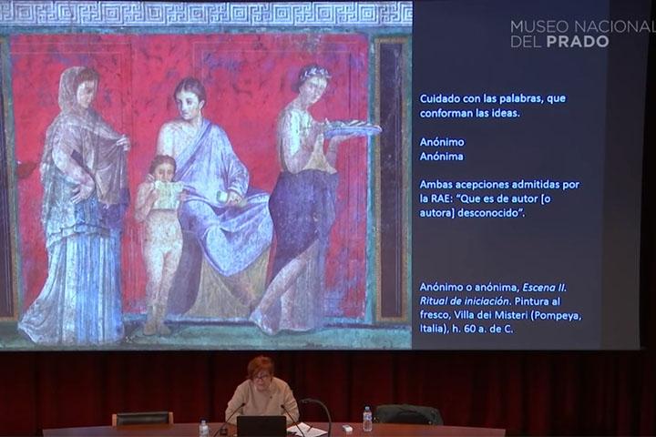 """Conferencia día de la mujer: """"Las mujeres y las artes"""""""
