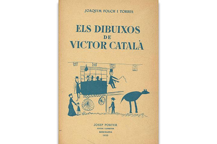 Els dibuixos de Víctor Català