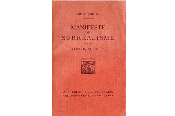 Manifest surrealista André Breton