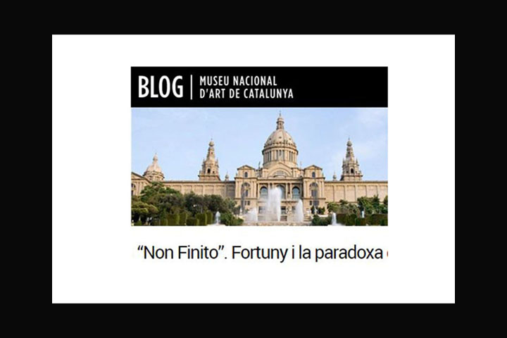 Blog Museu Nacional d'Art de Catalunya