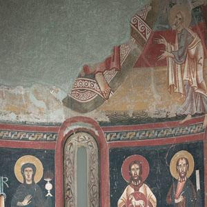 Absis de santa Maria del Burgal