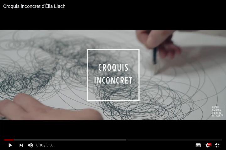 Croquis inconcret - Èlia Llach