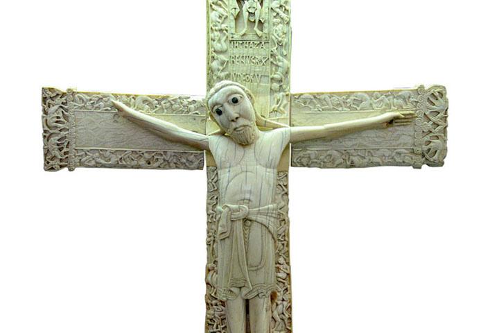Crucifix de don Fernando y doña Sancha, s.XI