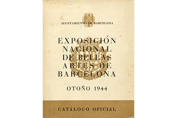 Exposición Nacional de Bellas Artes de 1944