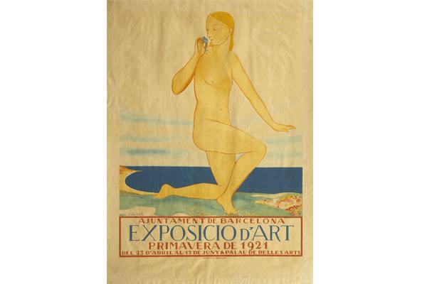 1921 art exhibition|Art archives