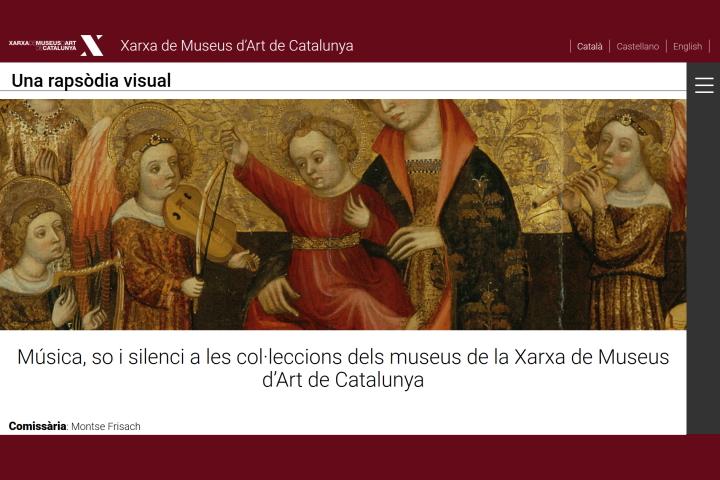 expo xarxa de museus d'art
