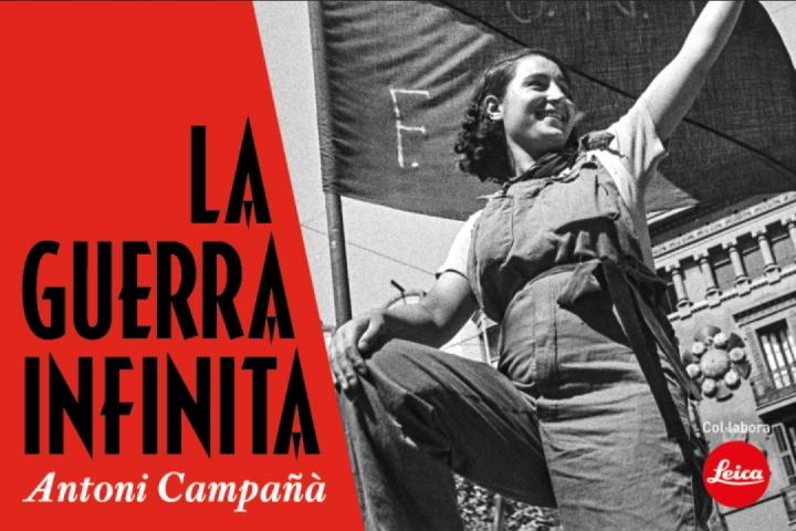 La guerra infinita. Antoni Campañà, en línia
