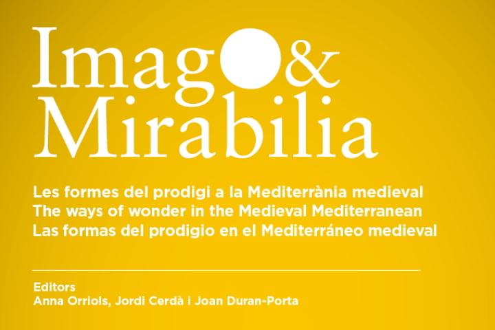 Imago & Mirabilia. Simposi internacional