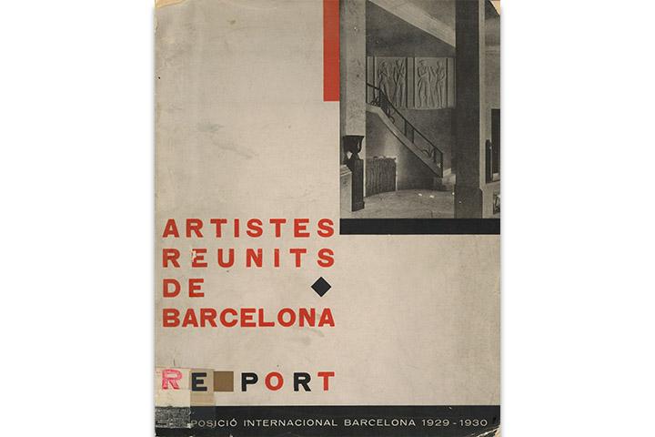 Artistes reunits de Barcelona: report