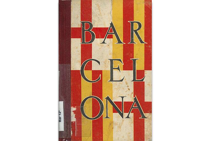 Barcelona: guía de la ciudad y de la Exposición
