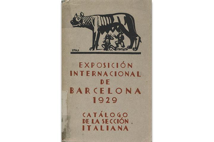 Catálogo de la Sección Italiana