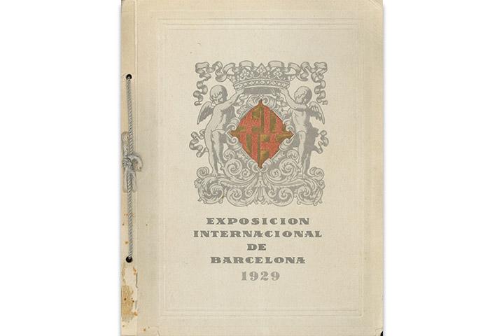 Exposición Internacional Barcelona: su significación y alcance
