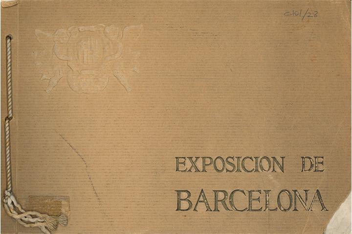 Exposición Internacional de Barcelona: 1926-1927: organización y antecedentes: los Jardines de Montjuich