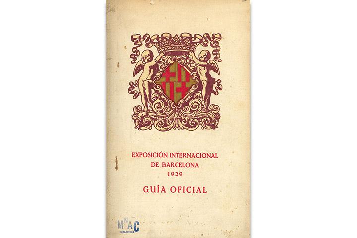 Exposición Internacional de Barcelona, 1929: guía oficial