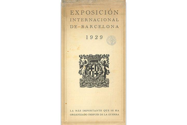 Exposición Internacional de Barcelona 1929: la más importante que se ha organizado después de la guerra