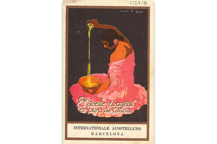 Internationale Ausstellung Barcelona