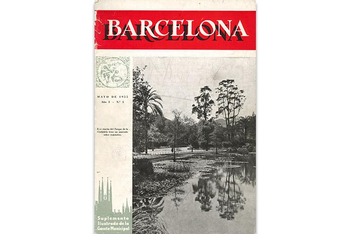 : Barcelona: suplemento ilustrado de la Gaceta municipal