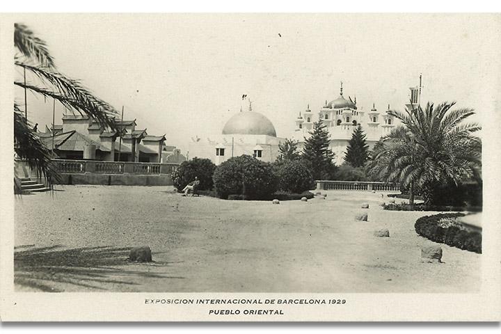 Postals de l'Exposició Internacional de Barcelona, 1929