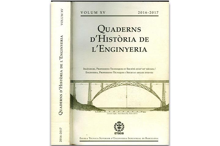 Quaderns d'Història de l'Enginyeria
