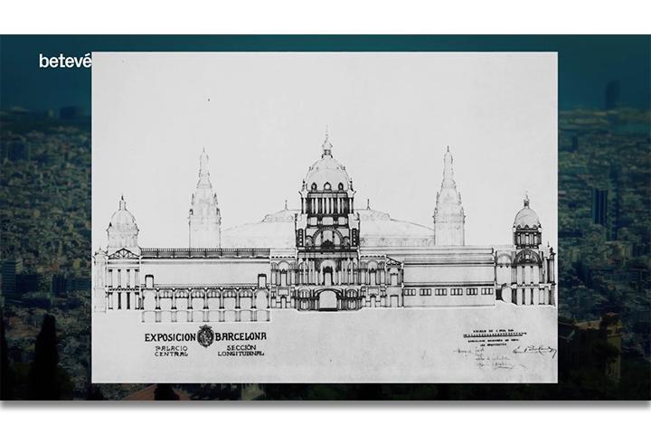 La història del Palau Nacional