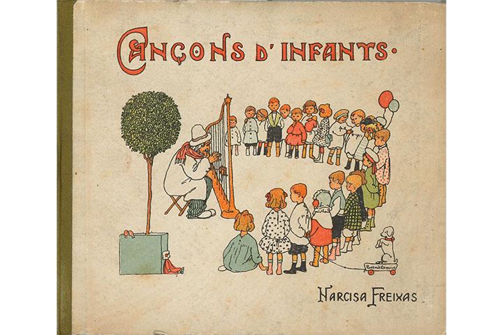 Obres de Narcisa Freixas [Música impresa]: edició d'homenatge
