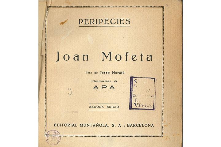 Joan Mofeta