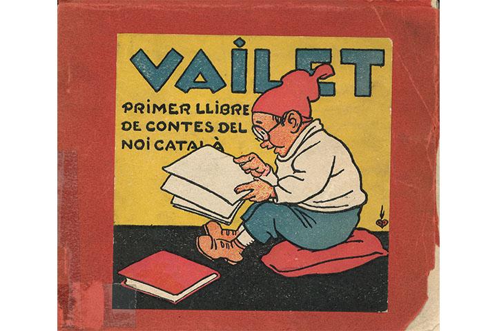 Vailet: primer llibre de contes del noi català