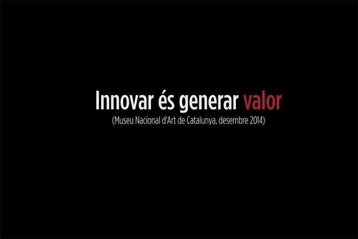 Alfons Cornella al Museu Nacional: innovar és generar valor