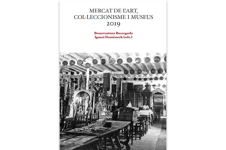 Mercat d'art, col·leccionisme i museus 2019