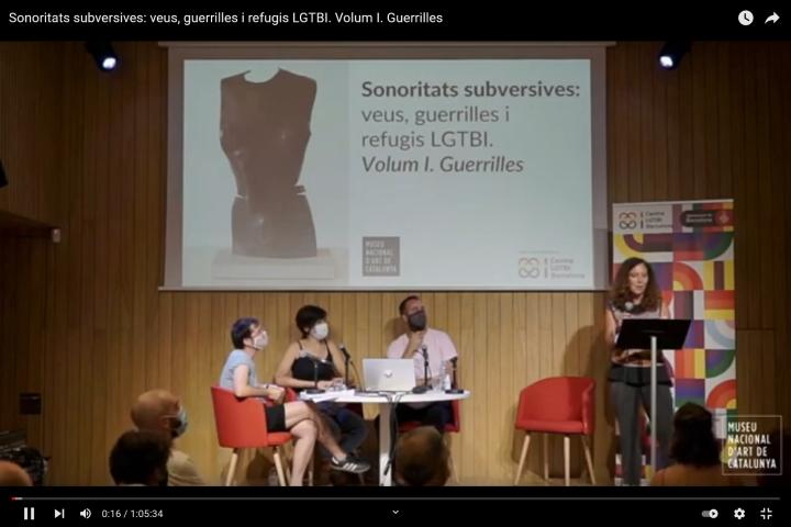 Sonoritats subversives: veus, guerrilles i refugis LGTBI. Volum I. Guerrilles