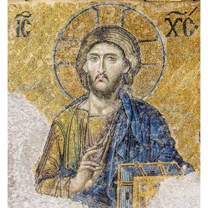 Mosaic Hagia Sofia